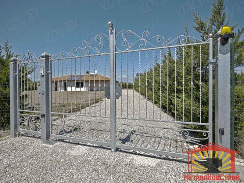 Штамповка Ворота №033