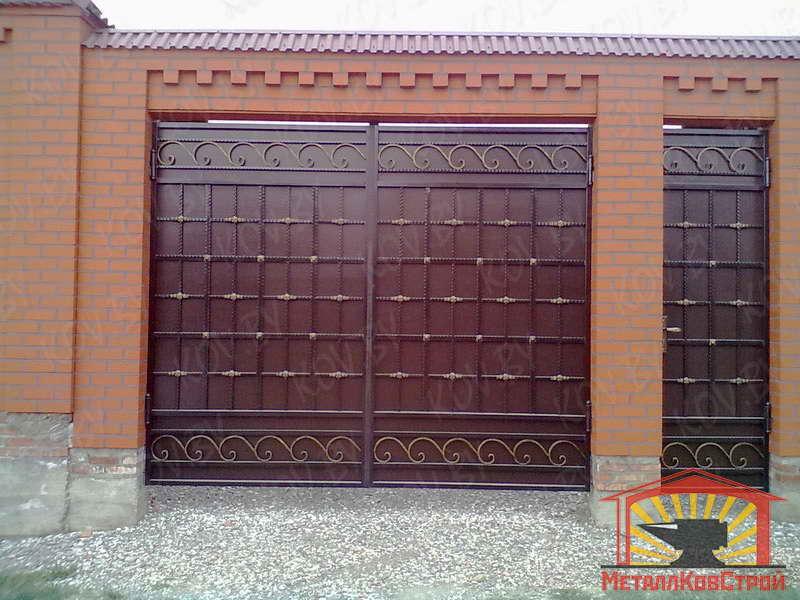 Штамповка Ворота №066