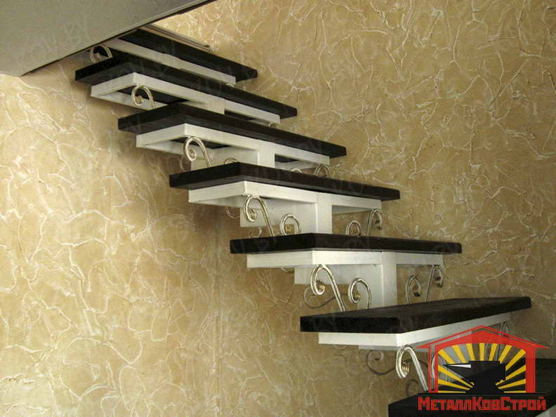 Лестница №001