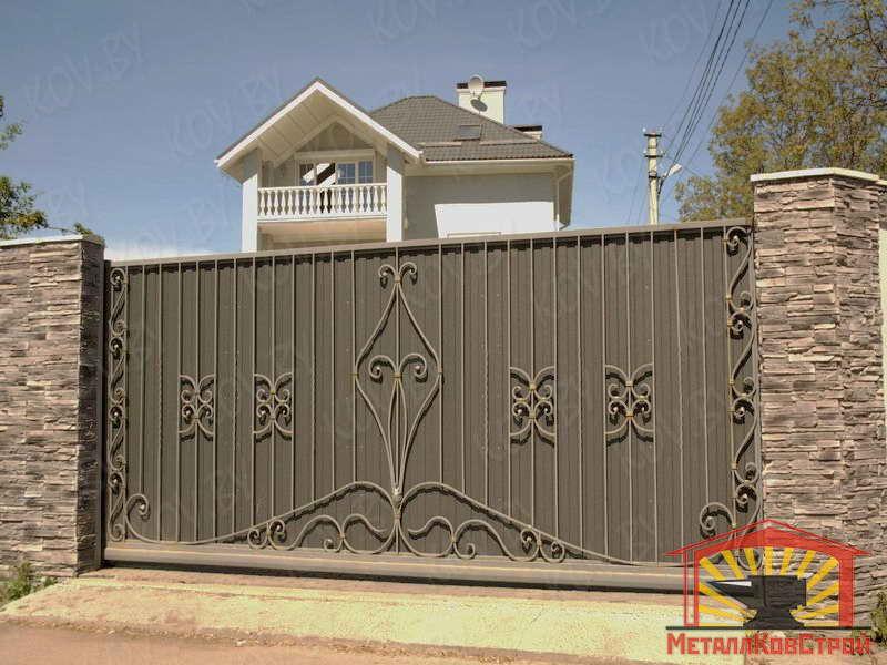 Штамповка Ворота №053