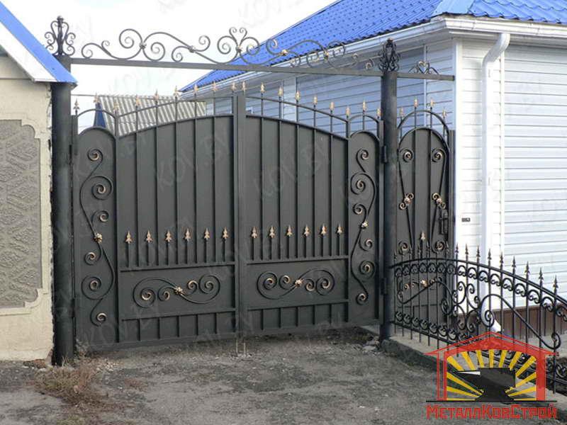 Штамповка Ворота №003