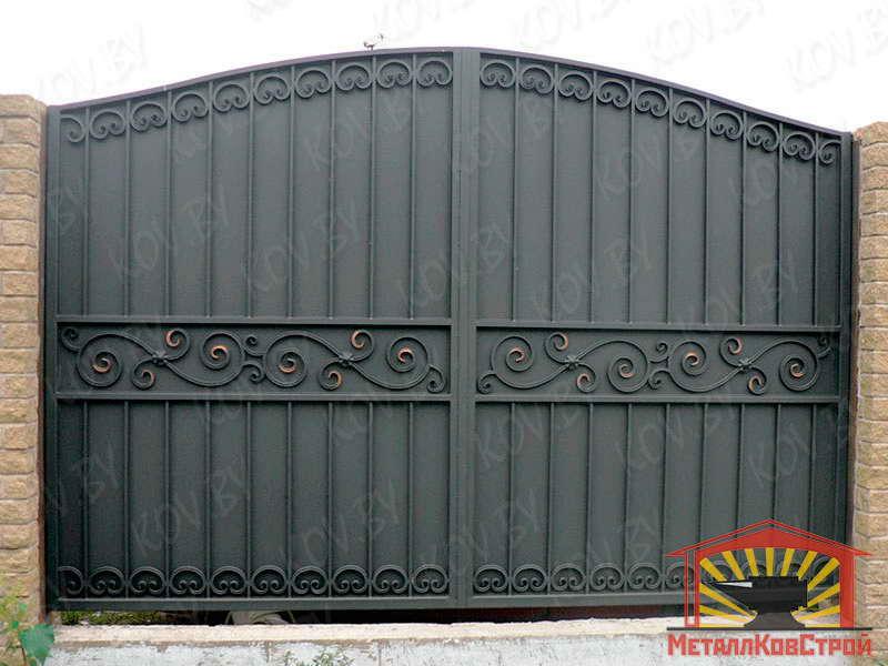 Штамповка Ворота №015