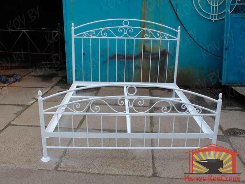 Кованая Кровать №015