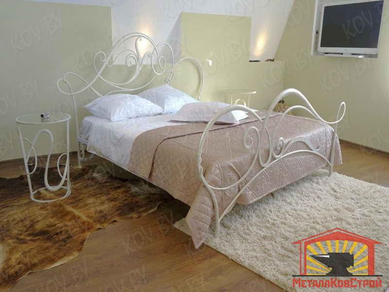 Кованая Кровать №012
