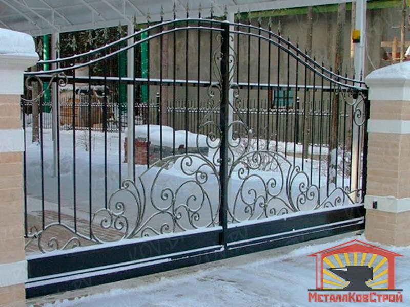 Штамповка Ворота №028