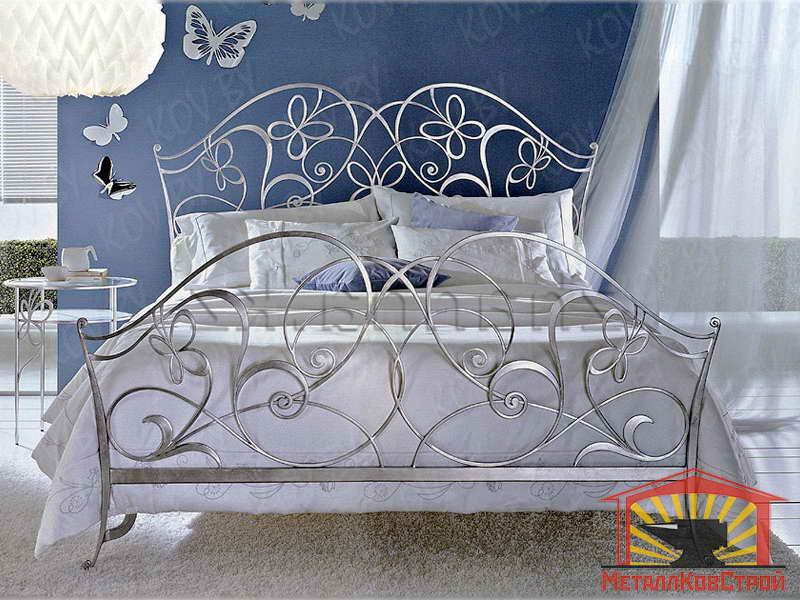 Кованая Кровать №007