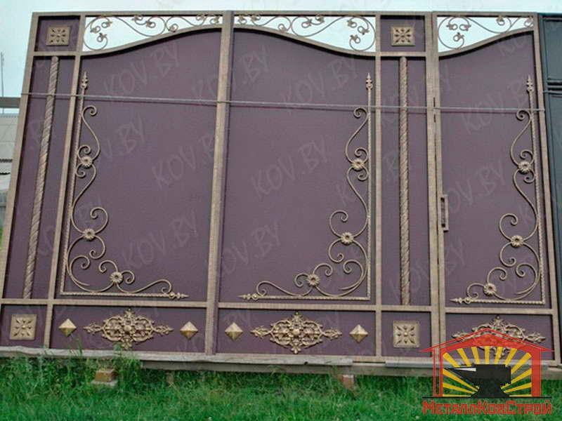 Штамповка Ворота №061