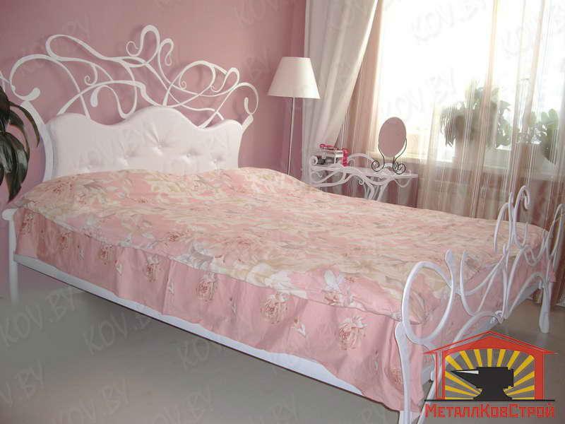 Кованая Кровать №006