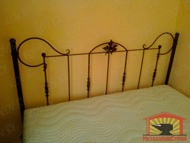 Кованая Кровать №013