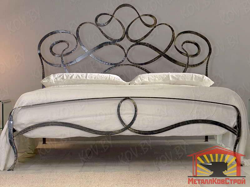 Кованая Кровать №002