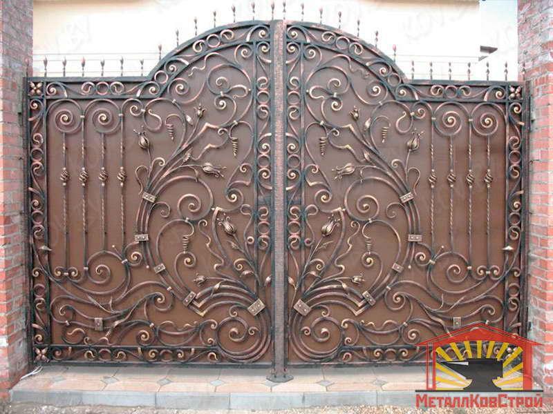 Штамповка Ворота №077