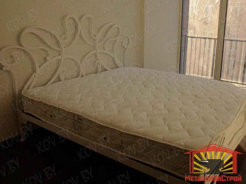Кованая Кровать №014