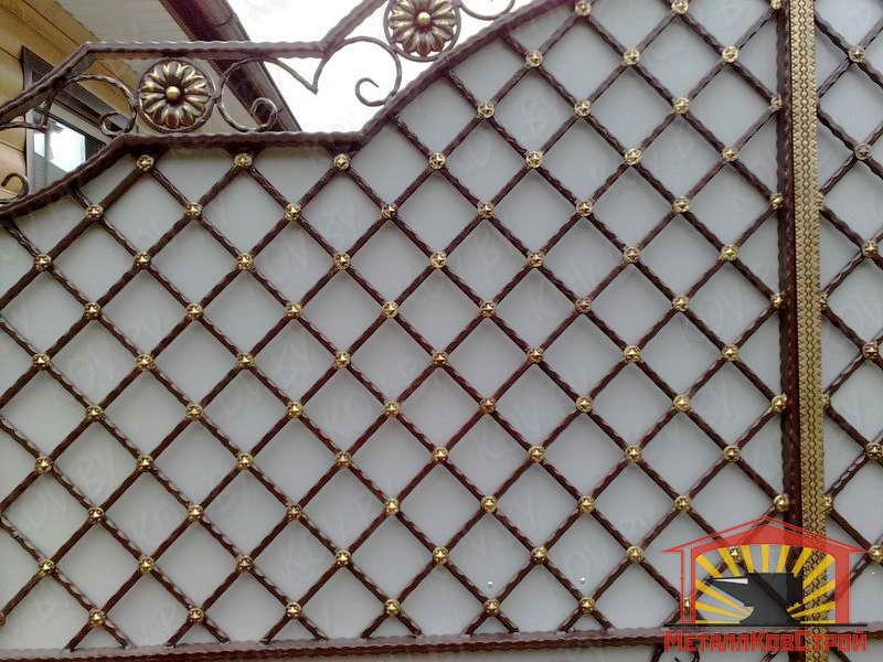 Штамповка Ворота №047