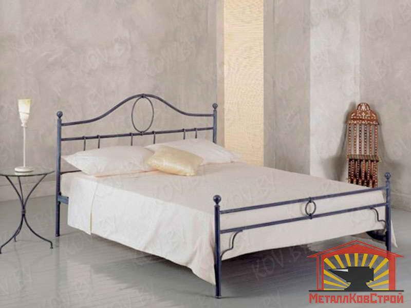 Металлическая Кровать №001