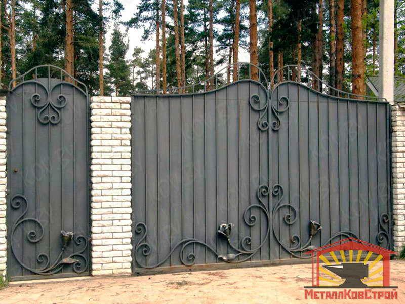 Штамповка Ворота №029