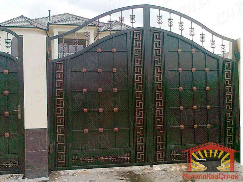 Штамповка Ворота №072