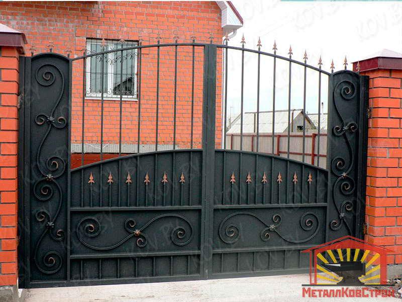 Штамповка Ворота №005